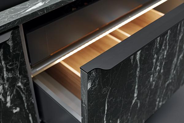 hofemeier einbauk chen beleuchtung. Black Bedroom Furniture Sets. Home Design Ideas