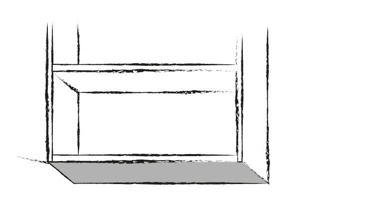 hofemeier einbauk chen dimensions de caisson personnalis es. Black Bedroom Furniture Sets. Home Design Ideas